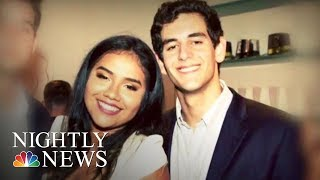 FIU Student Alexa Duran Identified As Victim Of Florida Bridge Collapse | NBC Nightly News - NBCNEWS
