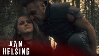 VAN HELSING | Season 2, Episode 2 Clip: Bedfellows | SYFY - SYFY