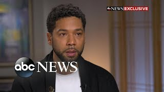 Jussie Smollett 'pissed off' after alleged attack - ABCNEWS