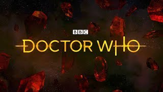 New Doctor, new series, NEW LOGO - Doctor Who - BBC One - BBC
