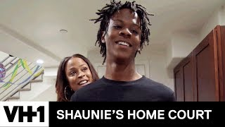 Shaunie Throws Myles A Surprise Party | Shaunie's Home Court - VH1