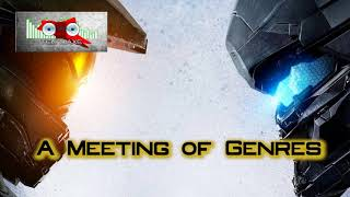 Royalty FreeBackground:A Meeting of Genres