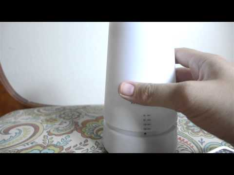 Aromatherapy Tips: How To Use An Ultrasonic Essential Oil Diffuser