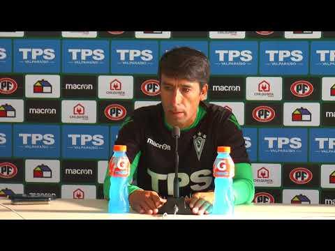 El DT caturro, Moisés Villarroel, atendió a la prensa regional tras el empate 1-1 como local contra