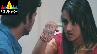 Dopidi Movie Trisha Praposing to Vijay Scene    Vijay, Trisha, Saranya - SRIBALAJIMOVIES