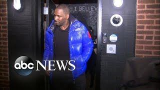 R-Kelly jailed on $1 million bond - ABCNEWS