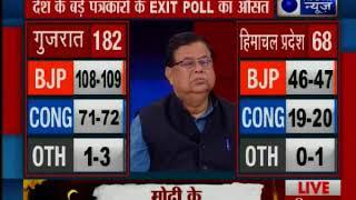 एग्जिट पोल: देश के बड़े पत्रकार गुजरात और हिमाचल में किस पार्टी को दे रहे हैं कितनी सीटें? | Part 3 - ITVNEWSINDIA