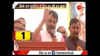 Khabar 20-20: Naresh Balyan advocates assault on Delhi chief secretary Anshu Prakash - ZEENEWS