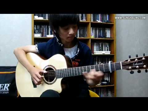 (Michael Jackson) Don't stop 'til You Get Enough - Sungha Jung