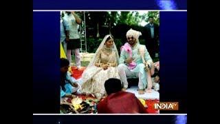 Rubina Dilaik gets hitched to Abhinav Shukla in a dreamy Shimla wedding - INDIATV