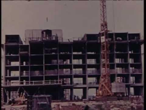 Construction - Les banches : le coffrage tunnel