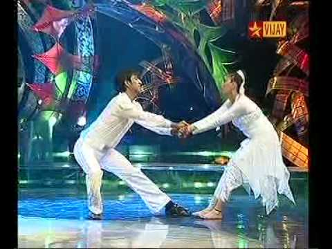 ROMANCE DANCE IN BOYS VS GIRLS (GUNA & VANDHANA )