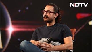 #NDTVYuva - Aamir Khan On Entering Politics - NDTV