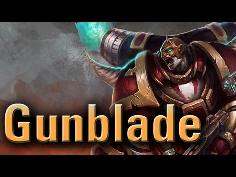 HoN Hero Spotlight: Gunblade