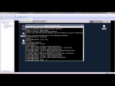 Basic Linux Operations & Commands (Aliaa)