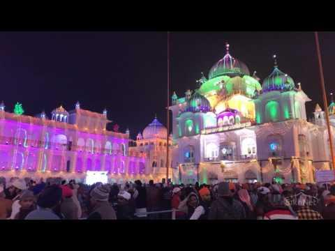 Takhat Patna Sahib - 350th Anniversary Celebrations (Timelapse)