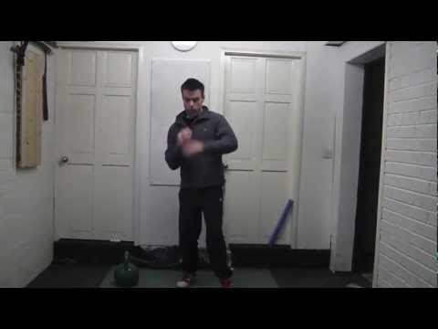 Kettlebell Exercise For Systema Power Generation And Movement
