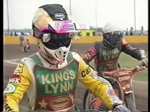 1992 Barum Trophy - Henrik Gustafsson vs. Brian Karger