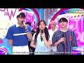 [Eng Sub/720p] 190707 Inkigayo Interview - Eun Jiwon & Yesung