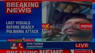Exclusive: Pulwama martyr Sukhjinder Singh's last video from CRPF bus before attack - NEWSXLIVE