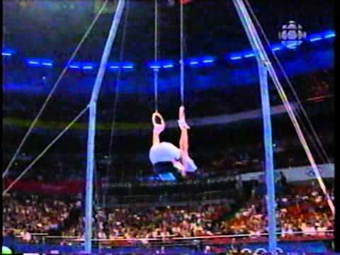 Alexei Nemov - 2000 Olympics Team Final - Still Rings