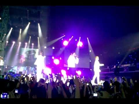 [Fancam] 110129 - SS3 Singapore - Part Three