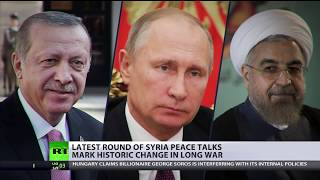 Syria Milestone: Last round of peace talks marks crucial change in long military op - RUSSIATODAY