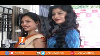 Models Ramp Walk For Silk India Expo 2018  | Metro Colours | iNews - INEWS