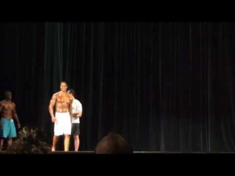 NPC Ruby Championship Jason Jaworski Men's Physique