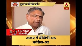 Gujarat Elections: People complain of BJP not fulfilling their promises, says Jivabhai Pat - ABPNEWSTV