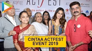 Sara Ali Khan, Johny Lever and others attend Cintaa and 48 hours Film Projects - HUNGAMA