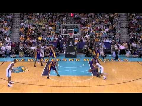 NBA Playoffs 2011: Los Angeles Lakers Vs NO Hornets Game 4 Highlights