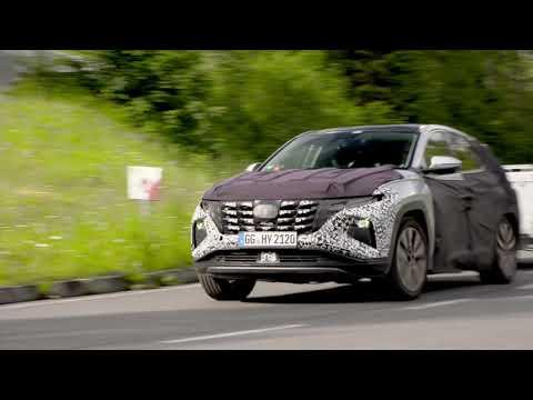 Autoperiskop.cz  – Výjimečný pohled na auta - Zcela nový Hyundai Tucson dokončuje intenzivní testování včetně opatření pro zajištění špičkové kvality