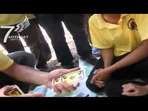 Bộ bài ma thuật - Svengali Deck - Video 1