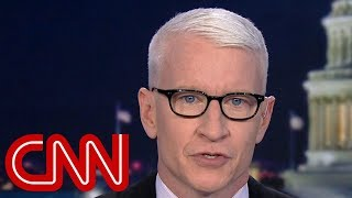 Anderson Cooper: Trump says things that increase scrutiny - CNN