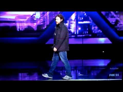 X-Factor Josh Krajcik