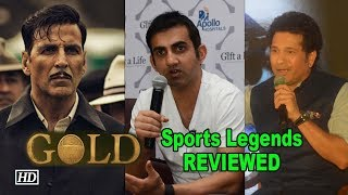"Akshay's ""GOLD"" REVIEWED by Sports Legends FIRST - IANSLIVE"