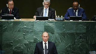 What Are Putin's Plans in Syria? - BLOOMBERG