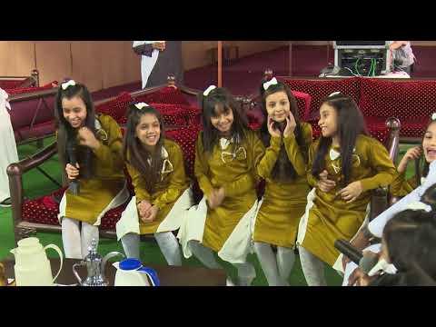 قناة اطفال ومواهب الفضائية لقاءات مهرجان الخالدية بالطائف 39 عيد الاضحى