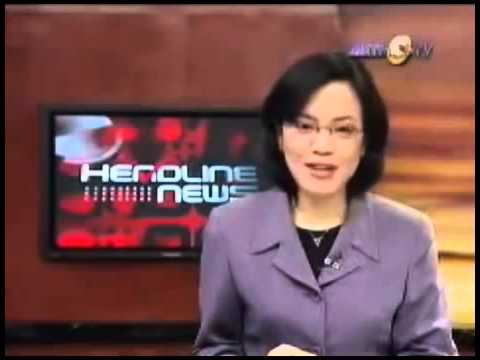 Presenter salah sebut, Metro TV jadi Metro Mini