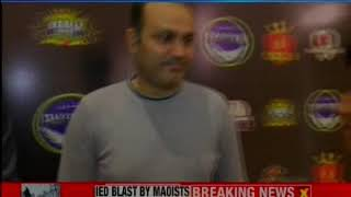 Watch Zaheer Khan and Virender Sehwag on NewsX over T10 League - NEWSXLIVE