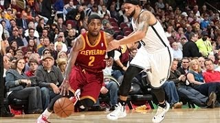 Kyrie Irving's Incredible Clutch Pass