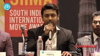Surya Byte @ SIIMA 2014 Awards - IDREAMMOVIES