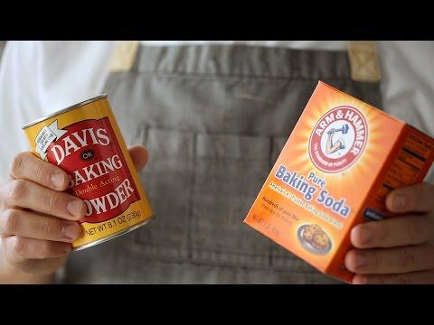 Baking Powder vs. Baking Soda- Kitchen Conundrums with Thomas Joseph