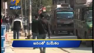 23rd: Ghantaraavam 12 NOON Heads ANDHRA - ETV2INDIA