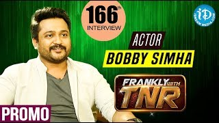 Frankly With TNR #166 - Exclusive Interview - Promo || Talking Movies With iDream - IDREAMMOVIES