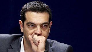 رئيس الوزراء اليوناني في برلين لتخفيف التوتر بين البلدين