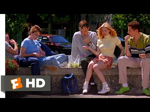 How Do You Gut Someone? SCENE - Scream MOVIE (1996) - HD