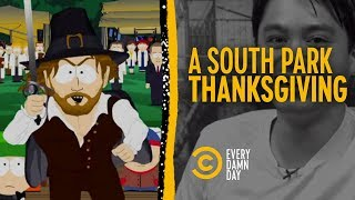 Celebrating Thanksgiving, South Park Style - COMEDYCENTRAL