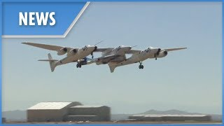Virgin Galactic to go 'into space' for the first time - THESUNNEWSPAPER